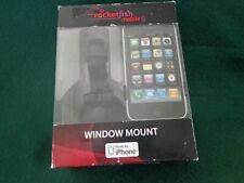 Rocketfish RF-AMT8 Window Mount for Mobile iPhone 3GS, 4, and 3G