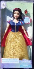 BLANCHE NEIGE Snow White & RING poupée Classique Disney Store 2019 doll NRFB