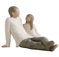 Willow Tree Figur Father and Daugther Vater und Tochter Susan Lordi 26031