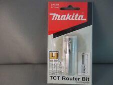 Router Bit-12mm Straight Bit 1/4shk ( MAKITA)