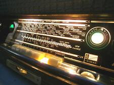 Saba Meersburg 6 3D Automatic schönes Röhrenradio german tube radio