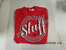 Stuff S/T Vintage Promo T-Shirt 1976 Warner Brothers Records Med Pre-Owned #2