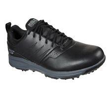 Skechers GO GOLF Torque Pro 214002 Waterproof Golf Shoe - Black/Gray