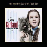 JUDY GARLAND - THE BEST OF JUDY GARLAND 2 CD NEW!