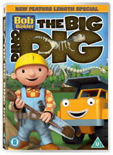 Bob the Builder: The Big Dino Dig DVD (2011) ***NEW***