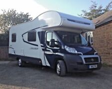 2 Axles Campervans & Motorhomes with CD Player