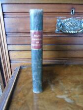 Silas Marner The weaver of Raveloe George Eliot 1861 copyright edition