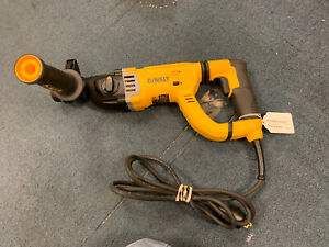 "Dewalt Corded 1-1/8"" SDS-Plus Rotary Hammer Kit D25263K NEW"