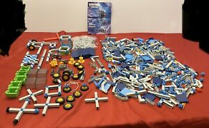 5 1/2+ LBS pounds LOT of Vintage Fisher Price Construx Parts/Pieces w/ 6110