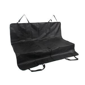 Pet Car Seat Cover Dog Hammock Safety Mat Cushion Rear Back Protector Seatbelt