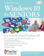 Windows 10 For Seniors: Get Started With Windows 10 (computer Books For Senio...