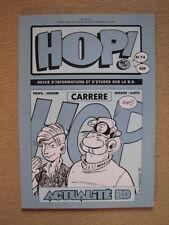 HOP N°74 - SERGE CARRERE - (1er TRIMESTRE 1997)