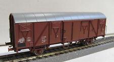 Brawa 47253 gedeckter Güterwagen Gos der DR  Epoche IV  NEUWARE mit OVP