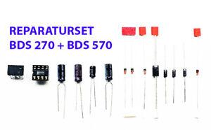 Reparatur Set Repair für BDS 570 o. 270 Harman Kardon Receiver Netzteil 13 Teile