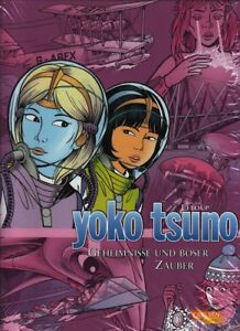 Yoko Tsuno Hardcover Gesamtausgabe Nr. 1 - 9 zur Auswahl Carlsen Verlag Neuware