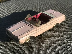Vintage Dinky Toys Plymouth Fury #115 - in Fair Original Condition