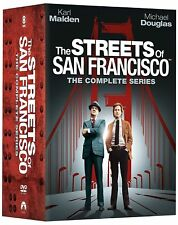 The Streets of San Francisco: TV Series Seasons 1-5 DVD box set