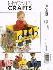 McCall's Shopping Cart Liners Pattern M5409 UNCUT