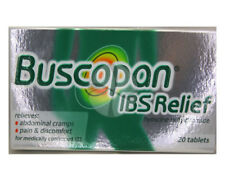 Buscopan IBS Relief 20 Tablets Relief From Abdominal Cramps, Pain & Discomfort