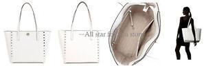 Michael Kors Tote Bag Rivington Stud Large Leather Tote Bag
