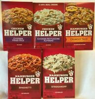 Hamburger or Chicken Helper Lot of 2 -Choose From List Free Ship