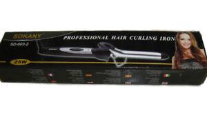 Rizador de pelo ondulador moldeador modelador profesional peluqueria CABLE 360º