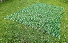 11x 7ft Strong cargo rope scramble net 4tree house play set slide climbing frame