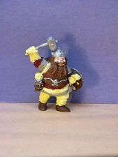 DUNGEONS AND DRAGONS VINTAGE ACTION FIGURE WAR DWARF OF THE IRON HILLS