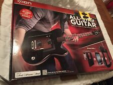 ION All-Star Guitar Electronic Guitar System 4 iPad,IPhone iPod Touch NEW IN BOX