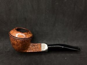 Irish Estate Peterson Kildare (B5) Army Mount Fishtail Smooth Bent  Pipe 9mm