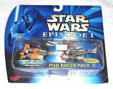 Micro Machines - Star Wars Episode I (Pod Racers Pack II) (MOC) - 100% complete