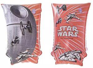 Bestway Star Wars Boys Children's Swimming Armbands 23cm x 15cm New Unboxed