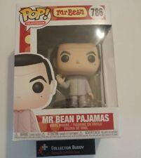Funko Pop! Television 786 Mr Bean Mr. Bean Pajamas Pop Vinyl Figure FU40146