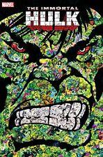 Immortal Hulk #50 Nm+ 9.6 2021 Marvel Comics Mr Garcin Variant