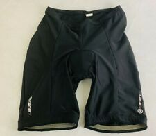 Canari Mens Cycling Padded Compression Shorts Size Large