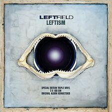 LEFTFIELD - LEFTISM 22  3 VINYL LP NEU