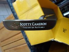 Scotty Cameron Oil can 1st of 500 coronado two 1998 Titleist putter sweet blade