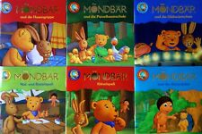 Lino Bücher Box 37 Der Mondbär Ab 3 Jahren Coppenrath Bilderbücher + BONUS