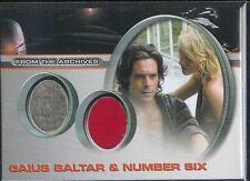 Battlestar Galactica Season 3 Costume DC5 Baltar Six v1