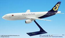 Flight Miniatures Grandair Philippines Airbus A300B4 1:200 Scale New in Box