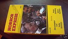 Horror Express VHS murder alien horror movie