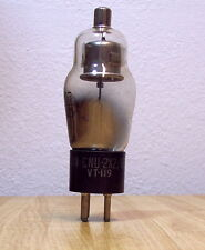 Jan 2X2/879 National Union Radio Rectifier Tube Nos June, 1944 Quantity Tested