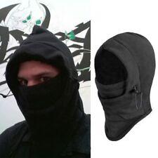 Full Neck Fleece Motorcycle Warm Unisex Balaclava Hood Ski Mask Winter Hat