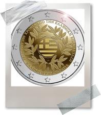 2 EURO *** Grèce 2021 Griekenland *** 200 j. Revolutie - 200 Ans Revolution  !!!