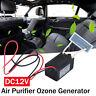 DC 12V Mini Purificatore d'aria Sterilizzatore Generatore dell'ozono Auto Casa