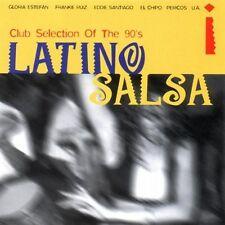 Latino Salsa-Club Selection of the 90's Pericos, El Chipo, Proyecto Uno, .. [CD]