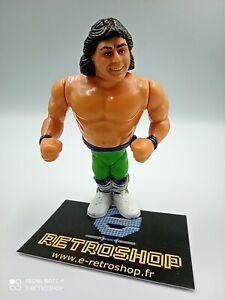 Figurine catcheur Marty jannetty V1 WWE WWF HASBRO 1990 Titan sport
