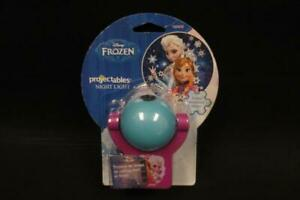 Disney Frozen Projectables LED Night Light Projects Image of Elsa and Anna Jasco