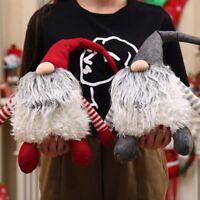 Handmade Swedish Tomte Santa Scandinavian Gnome Plush Christmas Gift Birthday