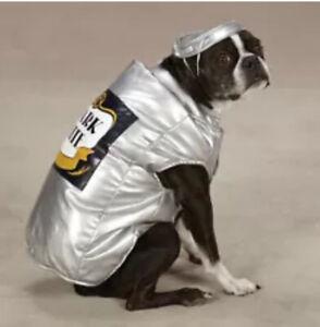 Dog Halloween Costume Casual Canine  Bark Lite Sz. Medium NEW